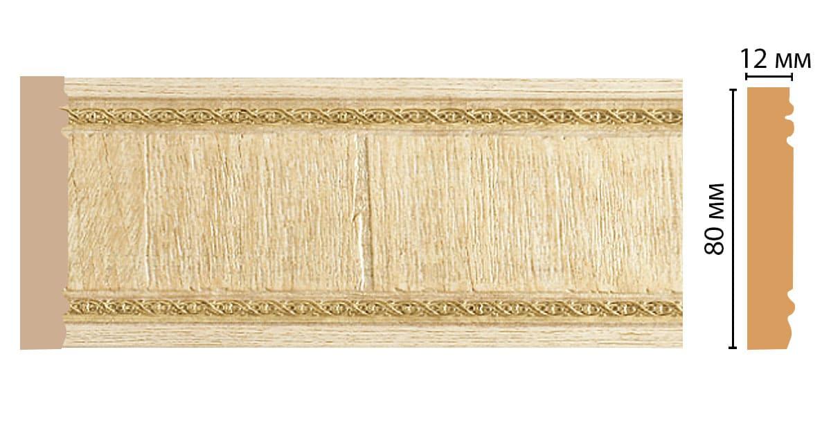 150-5 Молдинг (2400 × 80 × 12 )