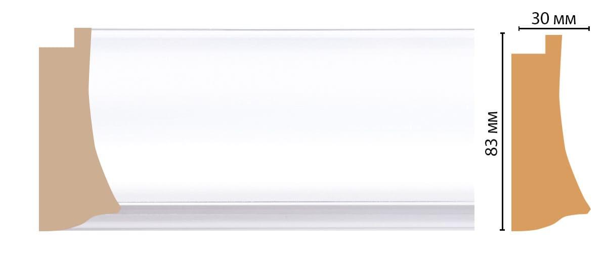 552-114/12 багет (83*30*2900)