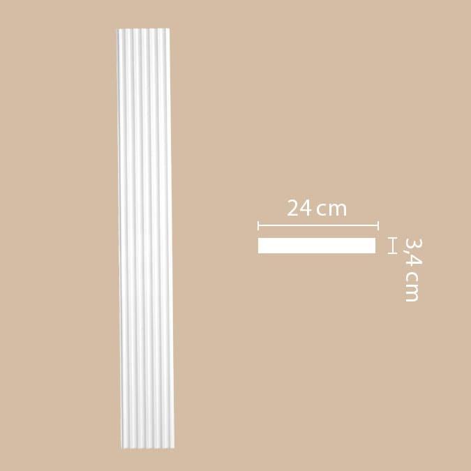 92824/14 пилястра DECOMASTER-2 (240*34*2400)