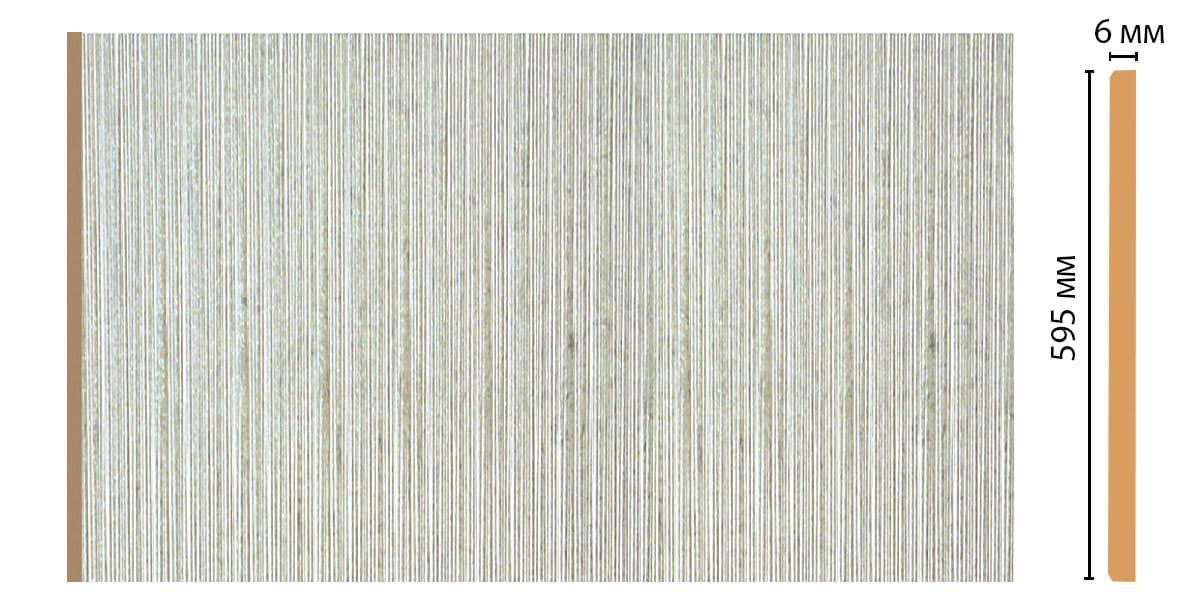 G60-20 Панель (2400 × 595 × 6 )