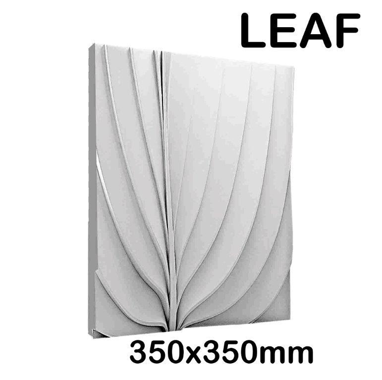 LEAF 3D панель (350 × 350 × 40 )