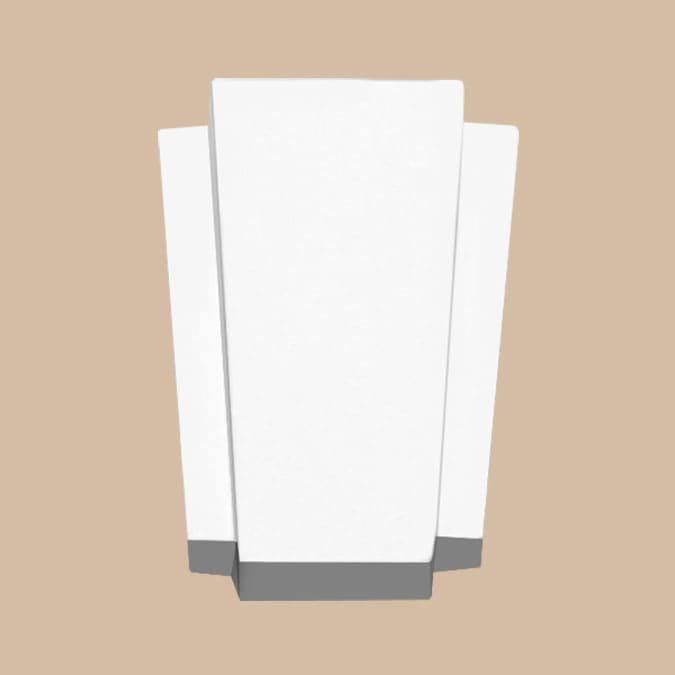97901-2 Замковый элемент (130 × 95 × 45 )