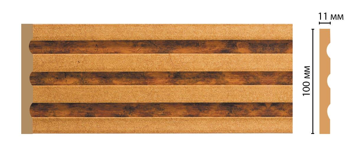 D201-1223 Пилястра (2400 × 100 × 11 )