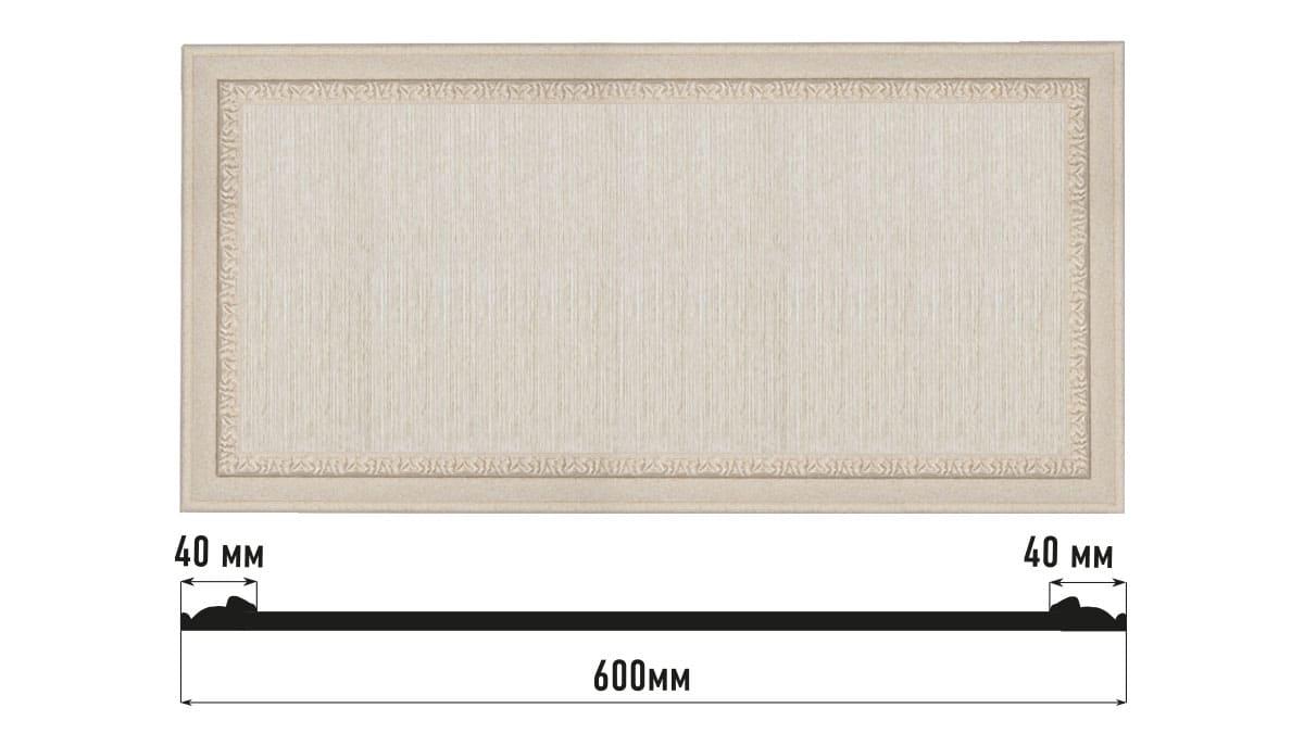 D3060-19D Панно (600 × 300   )