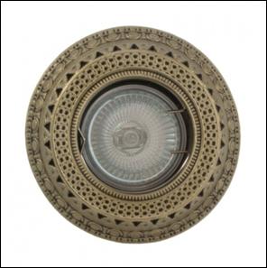 SV 7055 AB/L Гипсовый светильник (100 × 100 × 28 )