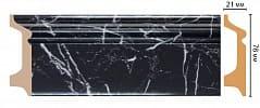 D122-78 ДМ Плинтус напольный (2400 × 78 × 21 )