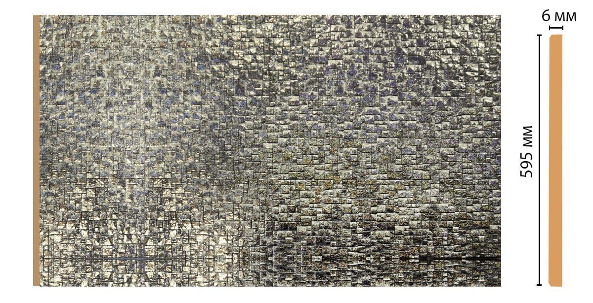 M60-27 Панель (2400 × 595 × 4 )