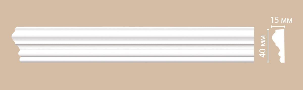 97154 Молдинг (2400 × 40 × 15 )