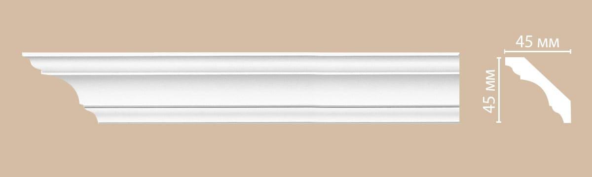 96215 Плинтус (2400 × 45 × 45 )