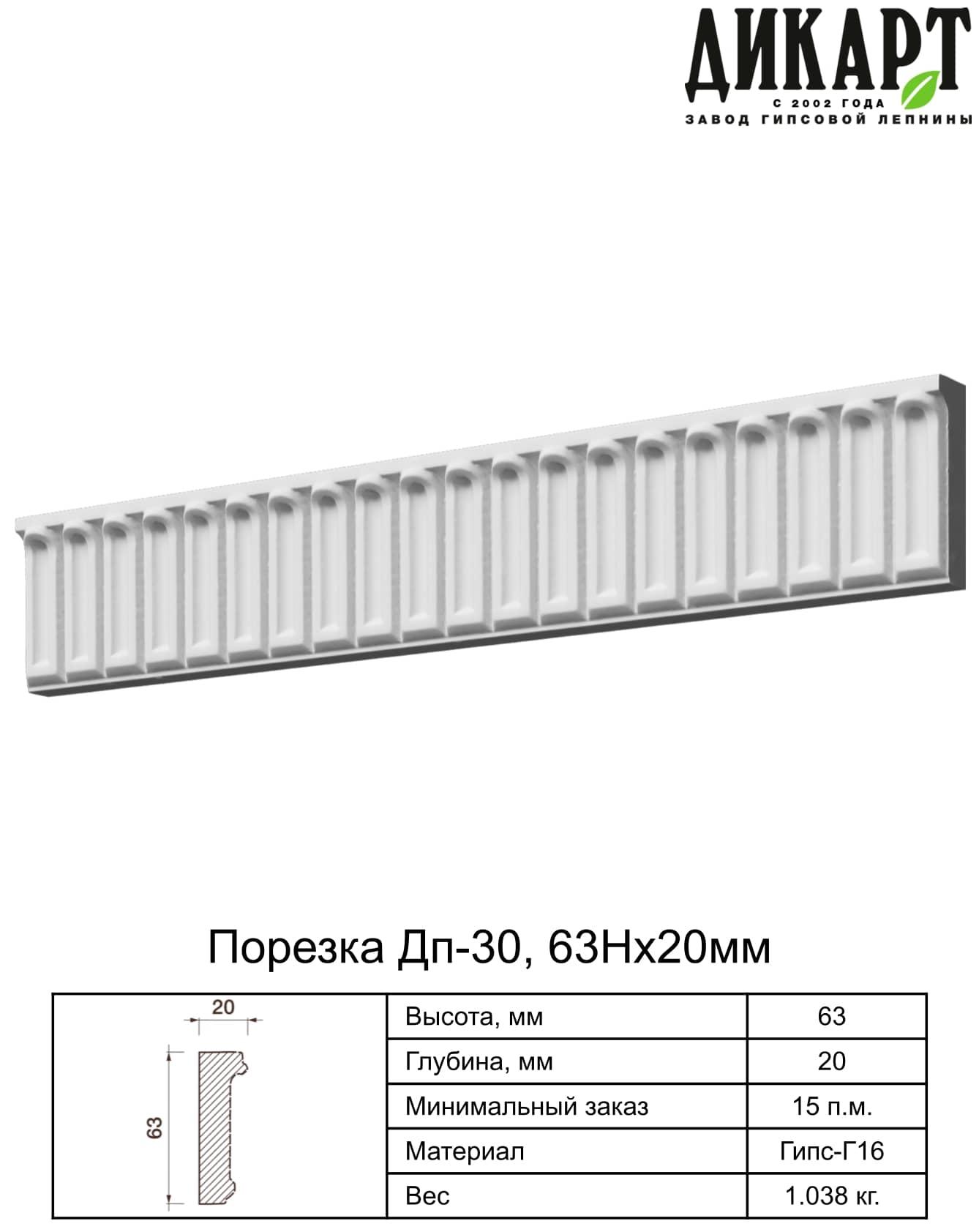 Порезка_Дп-30